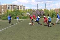 DBF Lund fotboll i Rosengård Somaliska Freds 7