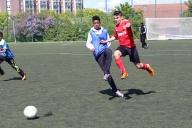 DBF Lund fotboll i Rosengård Somaliska Freds
