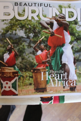 Temakväll Burundi Green Fountain DBF 2
