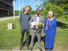 DBF får pris från H.M Konungens Jubileumsfond
