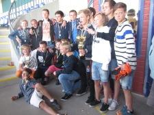 FC Gute vinnare integrationscupen