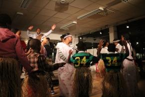 Demokrati för Barns Framtid (DBF) läger Hallstahammar