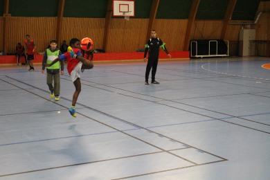 DBF Lund fotbollsturnering Rosengård