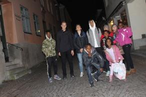 Premiär DBF - en dröm om integration biograf Roxy