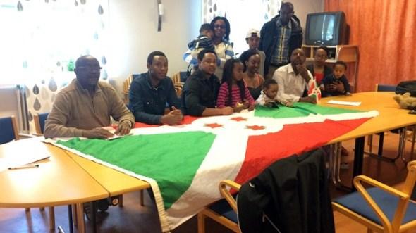 Sveriges Radio Gotland om situationen i Burundi