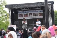 DBF läger i Skåne 2015 Rosengårdsfestivalen
