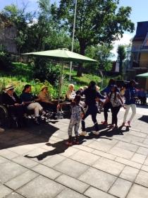 DBF-dans på äldreboende