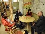 MUCF på besök hos DBF 2:a februari 2016Gråboskolan