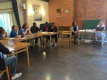 Cirkelledarutbildning NBV DBF Vita Huset 2016