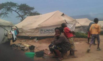 Mahama Refugee Camp DBF