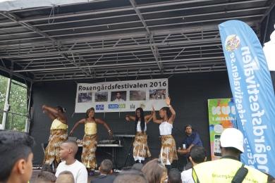 DBF Rosengårdsfestivalen 2016