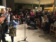 Burundisk kulturkväll med författaren Anna Roxvall, Almedalsbiblioteket Gotland 2017
