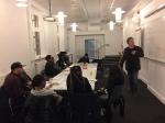 DBF på utbildning med Coompanion2018