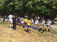 Integrationscupen i fotboll 2018 Gotland