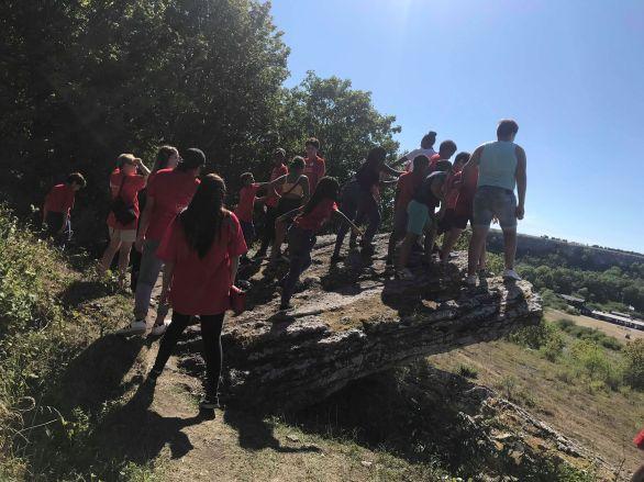 Läger på Stora Karlsö 2018 - DBF och Rädda Barnen