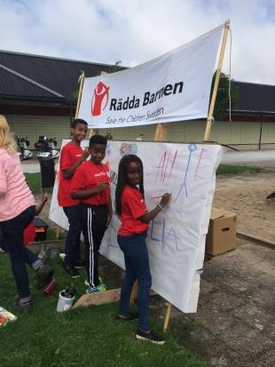 DBF deltog på Gråbodagen 1a september 2018