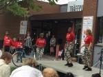 DBF deltog på Gråbodagen 1a september2018