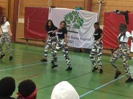DBF utbyte i Hallstahammar - dans med Chameleons